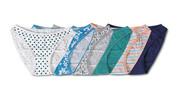 Serra Ladies 6 Pack Cotton Underwear