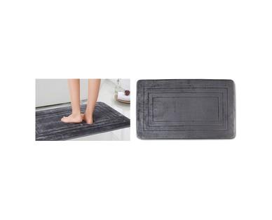 "Huntington Home 20"" x 34"" Memory Foam Bath Mat View 4"