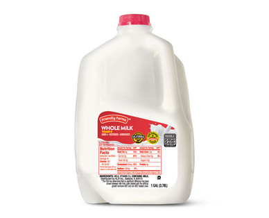 Friendly Farms Whole Milk