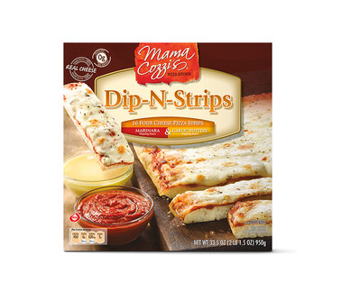 Mama Cozzi's Dip-N-Strips Pizza View 2