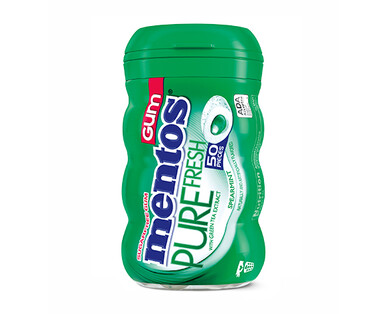 Mentos Pure Fresh Gum - Spearmint