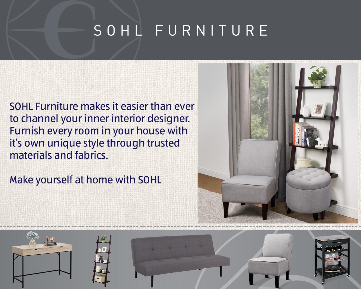 Sohl Furniture Affordable Goods For