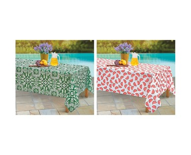 Huntington Home Indoor/Outdoor Tablecloth View 3