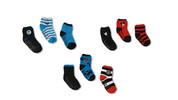 Licensed Children's 3-Pack Fuzzy Socks