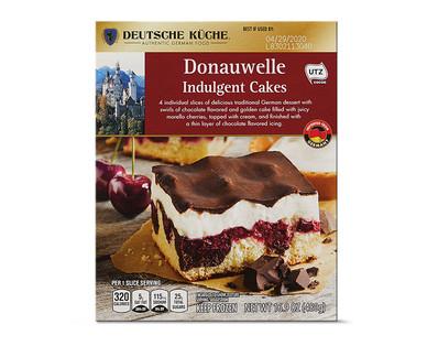 Deutsche Küche Donauwelle or Bienenstich Indulgent Cake View 1