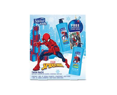 Suave Kids' Spiderman Gift Set View 1