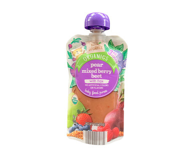 Little Journey Pear Mixed Berry Beet Flax