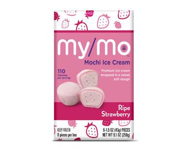 My/Mo Mochi Ripe Strawberry Ice Cream