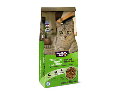 Heart to Tail Dry Cat Food Indoor Cat Formula