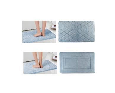 "Huntington Home 20"" x 34"" Memory Foam Bath Mat View 5"