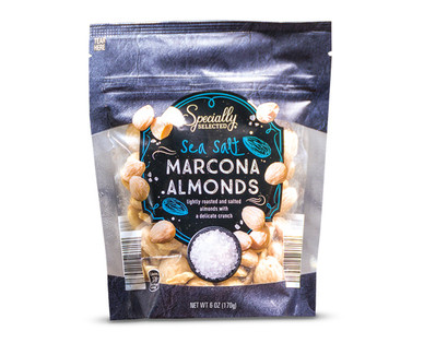 Specially Selected Sea Salt Marcona Almonds