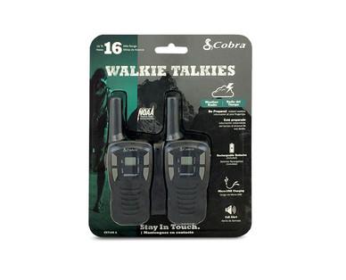 Cobra Walkie Talkies View 4