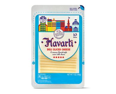 Emporium Selection Deli Sliced Havarti Cheese