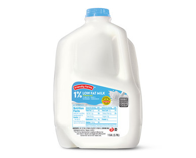 Friendly Farms 1% Milk