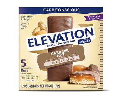 Elevation by Millville Caramel Nut Endulgent Bar