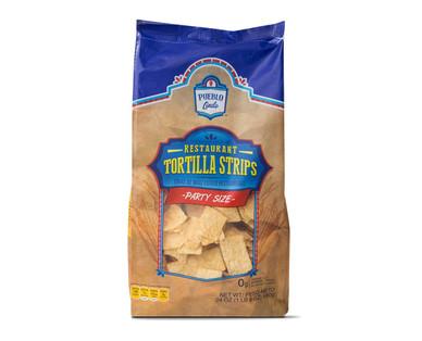 Pueblo Lindo Party Size Tortilla Strips