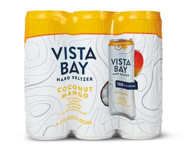 Vista Bay Coconut Mango Hard Seltzer