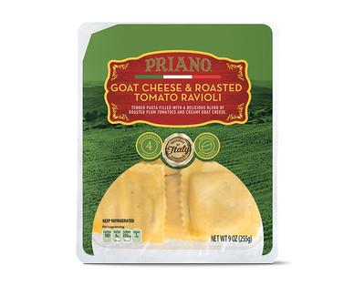 Priano Spinach & Mushroom or Goat Cheese & Tomato Ravioli View 2