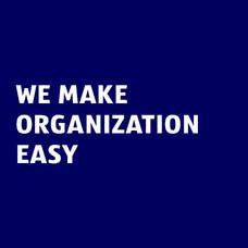 We make organization easy