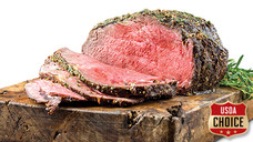 Fresh USDA Choice Eye of Round Roast
