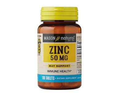 Mason Natural Immune Mix Zinc