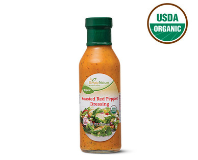 SimplyNature Organic Roasted Red Pepper Dressing