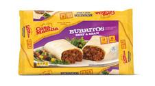 Casa Mamita Burritos Beef and Bean