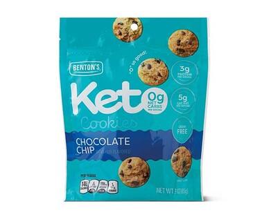 Benton's Chocolate Chip Keto Cookies