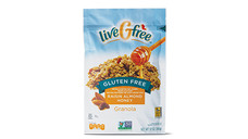 liveGFree Gluten Free Raisin Almond Honey Granola