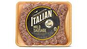 Mild Italian Sausage Links