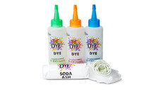 Grafix Tie Dye Kit or Fabric Markers