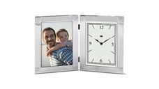 Sempre Photo Frame Desk Clock