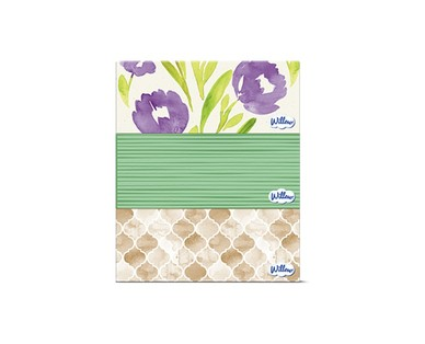 Willow 3 Pack Facial Tissue View 2