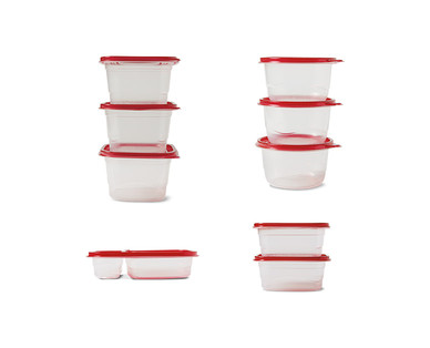 Crofton 50-Piece Assorted Food Storage View 3