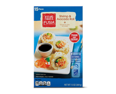 Fusia Shrimp & Avocado Roll