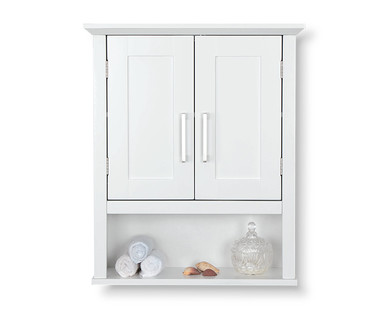 SOHL Furniture Wooden Wall Cabinet View 2