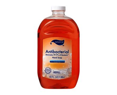 Source Antibacterial Hand Soap Refill