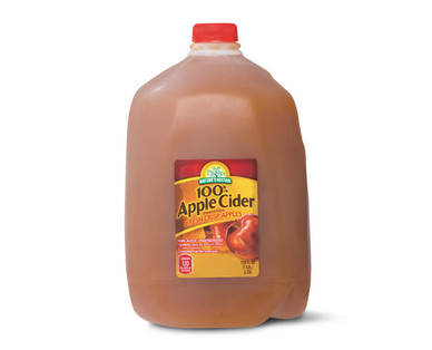 Nature's Nectar Apple Cider
