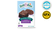 liveGfree Gluten Free Chocolate Baking Mix
