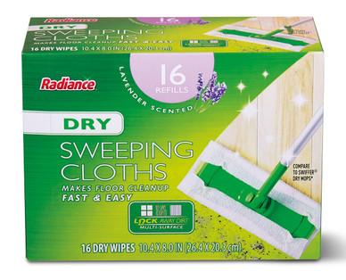Radiance Lavender Dry Floor Wipes
