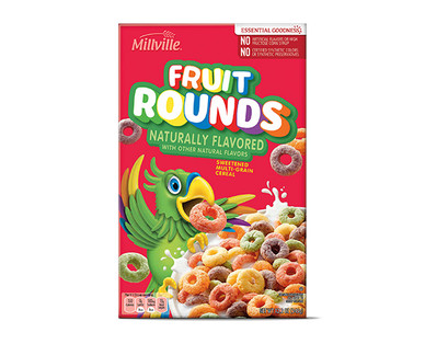 Millville Fruit Rounds