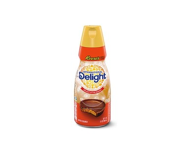International Delight Oreo or Reese's Coffee Creamer View 2