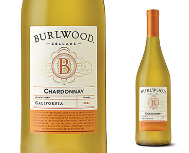 Burlwood Cellars Chardonnay