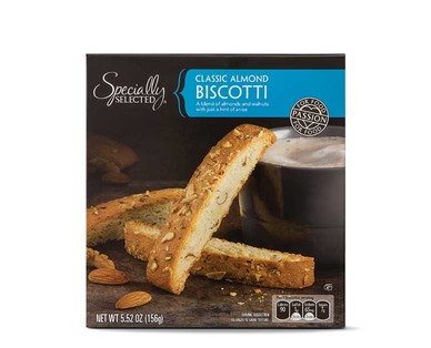 Specially Selected Classic Almond Biscotti