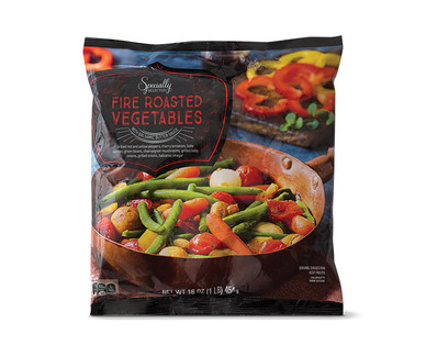 Specially Selected Fire Roasted Vegetables or Vegetable Medley