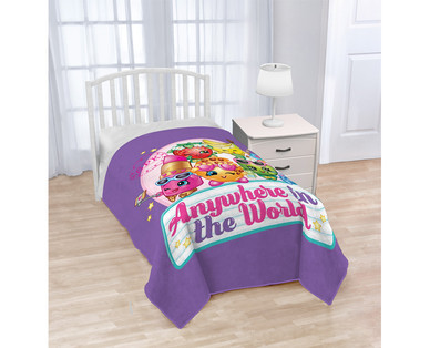 "50"" W x 60"" L Licensed Character Throw"