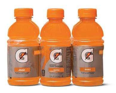 Orange Gatorade 6-Pack