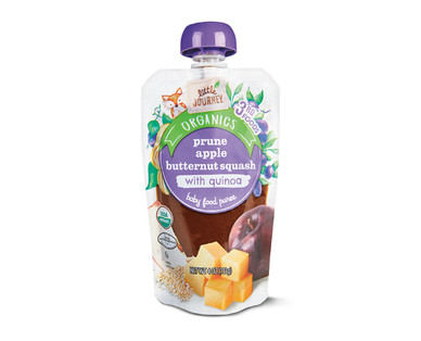 Little Journey Prune Apple Butternut Squash with Quinoa Puree