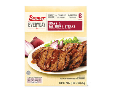 Bremer Salisbury Steak
