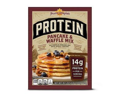 Aunt Maple's Protein Pancake Waffle Mix